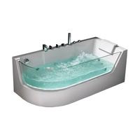 Ванна FRANK F105L левосторонняя