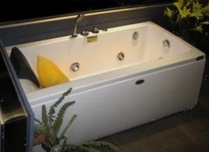Ванна акриловая Appollo AT-9012