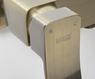 Смеситель в ванную WasserKRAFT Exter 1602L с длинным изливом