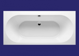 Ванна акриловая RIHO Carolina 190x80