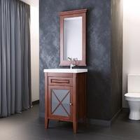 Комплект мебели для ванной комнаты OPADIRIS ПАЛЕРМО 50 БЕЛЫЙ