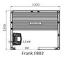 Финская сауна FRANK F802