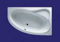 Ванна RIHO  Lyra 170 левая без гидромассажа