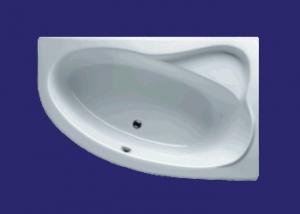 Ванна RIHO  Lyra 140 L (левая)