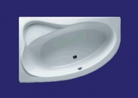 Ванна RIHO  Lyra 170 правая без гидромассажа