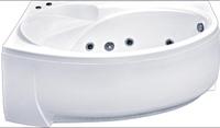 Ванна BAS Фэнтази 150х90x49