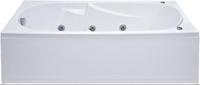 Ванна акриловая BAS МАЛЬДИВА 160х70 без гидромассажа