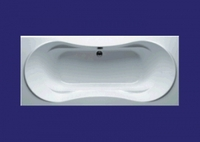 Ванна акриловая RIHO  Supreme 180 без гидромассажа
