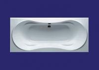 Ванна акриловая RIHO  Supreme 190 без гидромассажа