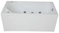 Ванна акриловая BAS Бриз 150x75 без гидромассажа
