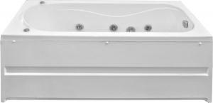 Ванна акриловая BAS Верона 150x70 без гидромассажа