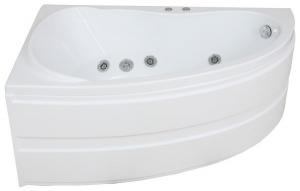 Ванна BAS Алегра 150x90 без гидромассажа
