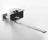 Смеситель в ванную WasserKRAFT Alme 1502L с длинным изливом