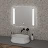 Зеркало в ванную комнату Grossman Lara 700х700 с сенсорным выключателем