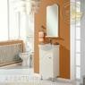 Комплект мебели для ванной комнаты Акватон Колибри 45 Белый