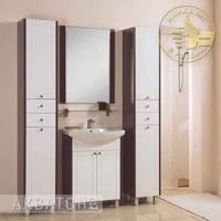 Комплект мебели для ванной комнаты Акватон Альпина 65 венге