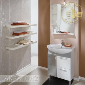 Комплект мебели для ванной комнаты Акватон Альтаир 65