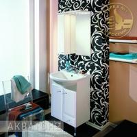 Комплект мебели для ванной комнаты Акватон Джимми 57