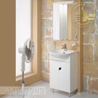 Комплект мебели для ванной комнаты Акватон Панда 50