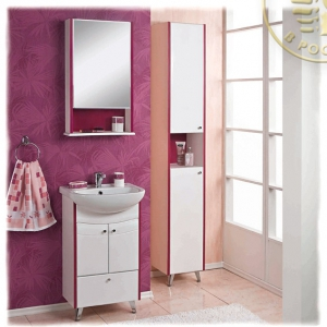 Комплект мебели для ванной комнаты Акватон Роко 50