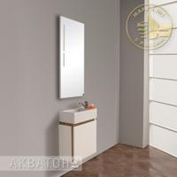 Комплект мебели для ванной комнаты Акватон Эклипс 46 М