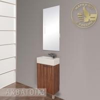 Комплект мебели для ванной комнаты Акватон Эклипс 46 Н