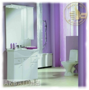 Комплект мебели Акватон Майами 75