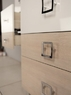 Комплект мебели для ванной комнаты Акватон Стамбул 65 эбони светлый