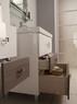 Комплект мебели для ванной комнаты Акватон Стамбул 65 лиственница