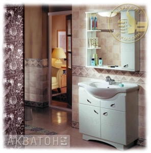 Комплект мебели Акватон Аттика 85