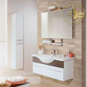 Комплект мебели Акватон Логика 95 Венге