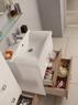 Комплект мебели Акватон Стамбул 85 эбони светлый