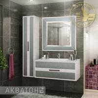 Мебель для ванной Акватон Мурано белый