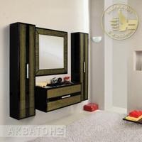Мебель для ванной Акватон Мурано 105 черный