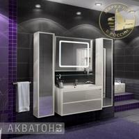 Комплект мебели Акватон Римини 100 белый