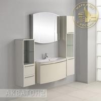 Комплект мебели Акватон Севилья 95 белый жемчуг