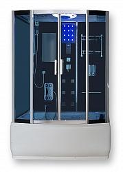 "Душевая прямоугольная кабина с ванной BYON (2611) ""SGUARE"""