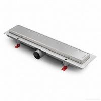 Водоотводящий желоб ALPEN Klasic/Floor ALP-350KN с рамкой