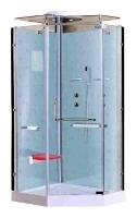Душевая кабина асимметричная LanMeng  LM 856 (левая/правая)