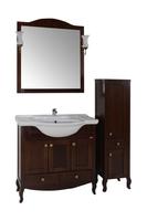Комплект мебели ASB Woodline Флоренция-105 бук (Массив ясеня)