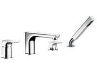 Смеситель в ванную WasserKRAFT Salm 2755