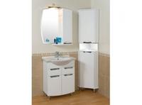 Комплект мебели для ванной комнаты АКВА РОДОС Глория 65