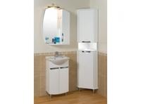 Комплект мебели для ванной комнаты АКВА РОДОС Глория 55