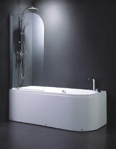 Шторка в ванну Bandhours EKO 80