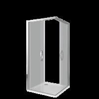Душевой уголок 100 см. Good Door ANTARES CR-100-C-CH