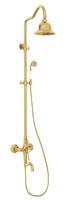 Душевая панель Bennberg 160717 GOLD CRYSTAL