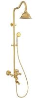 Душевая панель Bennberg 160818 GOLD
