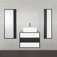 Комплект мебели для ванной комнаты Style Line Амстердам 60