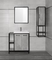 Комплект мебели для ванной комнаты Style Line ЛОФТ Classic 60 БЕТОН