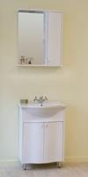 Комплект мебели для ванной комнаты Аллигатор Вояж-1